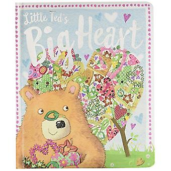 Little Ted's Big Heart by Make Believe Ideas Ltd - 9781786928566 Book