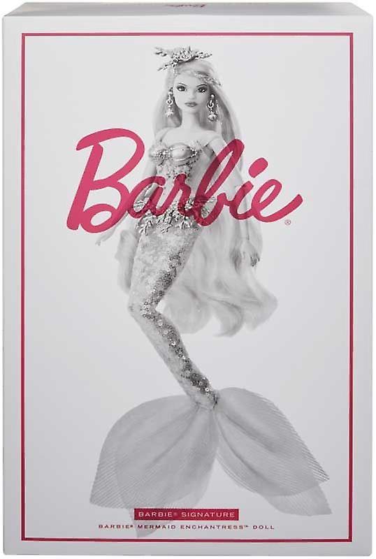 Barbie Mythical Muse Doll 2 - Poupée Sirène - Fxd51