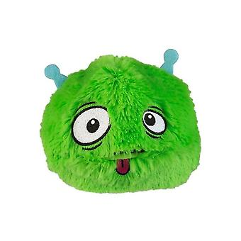 Odditeez Plopzz Slime Filled Ultra Plush (Lime)