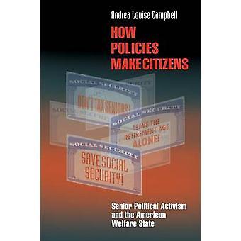 كيفية جعل سياسات المواطنين-النشاط السياسي رفيع المستوى، وأمريكا