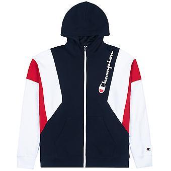 Champion Herren Zip Hoodie Sweatshirt 213639