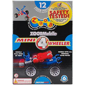 Zoob Mobile Set Mini 4 Wheeler 12050