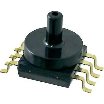 Pressure sensor 1 pc(s) NXP Semiconductors MPXV5010GC6T1 0 kPa up to 10 kPa SMD