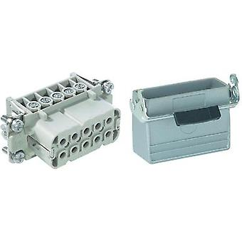 LappKabel EPIC® KIT H-A 10 BS TBF-LB M20 <b>Rectangular connector-kit</b> · bush insert with wire-protection · Couplin