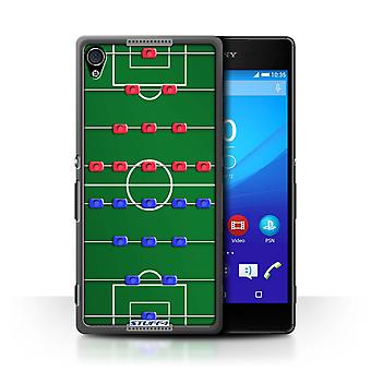 STUFF4 Case/Cover for Sony Xperia Z4v/E6508/Table Football/Foosball/Games