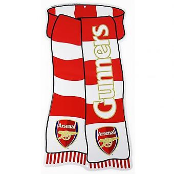 Arsenal Show your Colours Sign