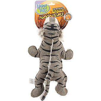 Happy Tails Adventure Toy-Tiger HT00530