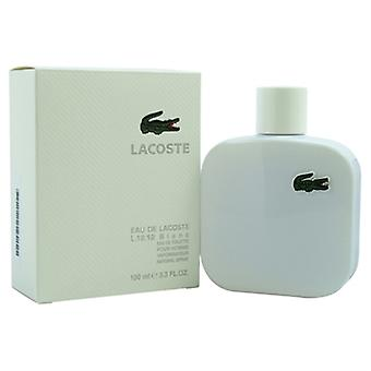Eau De Lacoste Blanc by Lacoste for Men 3.4 oz Eau De Toilette Spray