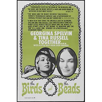 Las aves y el granos Movie Poster (11 x 17)