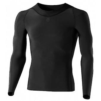 SKINS RY400 Recovery Long Sleeve Top Men's graphite - B43039005