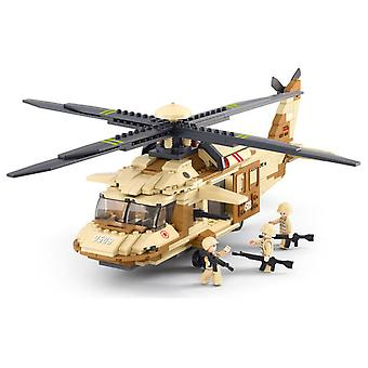 Sluban Army Helicopter Special Uh-60L