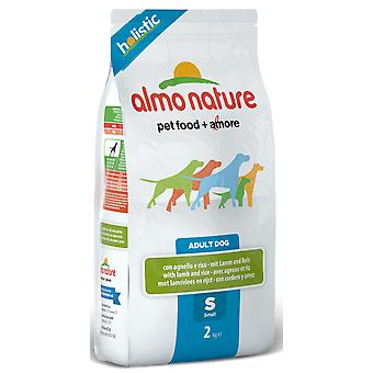 Almo Nature Holistic Dog Small Lamb & Rice 2kg