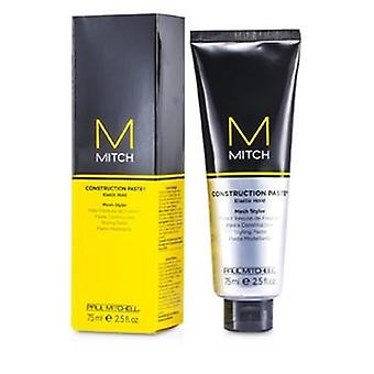 Paul Mitchell Mitch Bau Paste elastischen Halt Mesh Styler - 75 ml / 2,5 oz