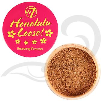 W7 Honolulu lose Bronzing Puder