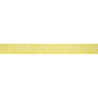 Mode impression Grosgrain Ribbon 3/4