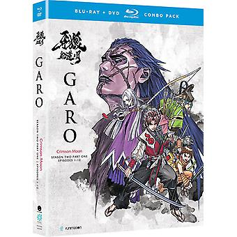 Garo: Crimson Moon - Season Two Part One [Blu-ray] USA import