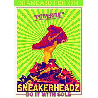 Sneakerheadz [DVD] USA import