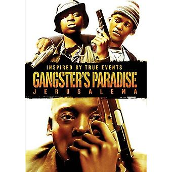 Gangster's Paradise: Jerusalema [DVD] USA import