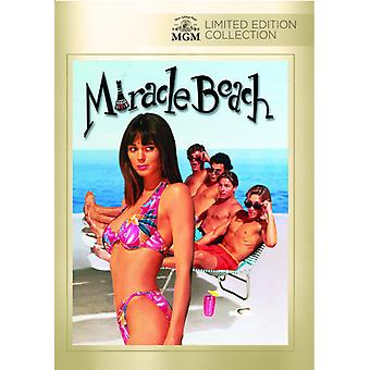 Miracle Beach [DVD] USA import