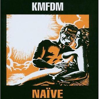 KMFDM - Naive [CD] USA importerer