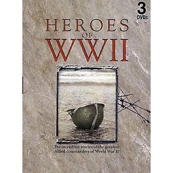 Helte af WW2 [DVD] USA import