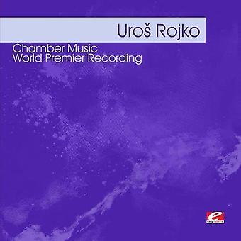 Urou Rojko - Uros Rojko: Chamber Music [CD] USA import
