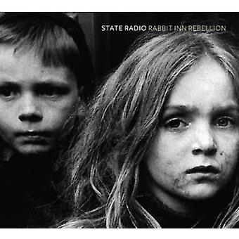 Statslige Radio - kanin Inn oprør [CD] USA importerer