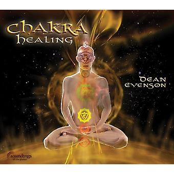 Dean Evenson - Chakra Healing [CD] USA import