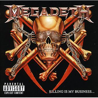 Megadeth - Killing Is My Business [CD] USA importerer
