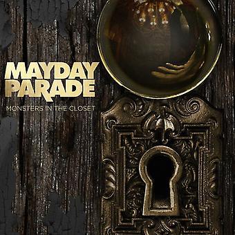 Mayday Parade - monstre i skabet [CD] USA importen