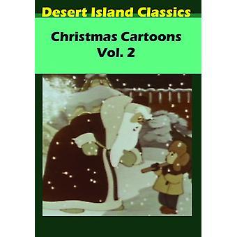 Kerst Cartoons 2 [DVD] USA importeren