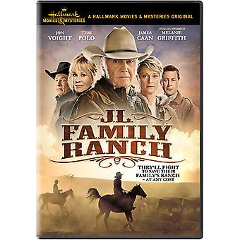 Jl Family Ranch [DVD] USA import