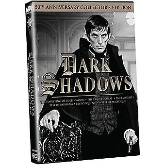 Dark Shadows / 50th Anniversario Compilation [DVD] USA import