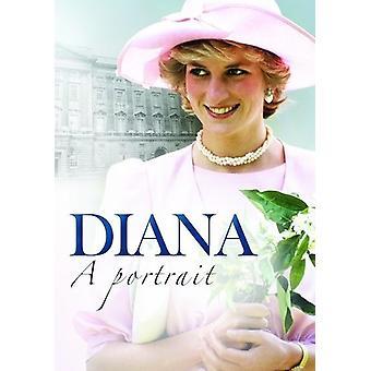 Diana: Ett porträtt [DVD] USA import