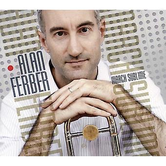 Alan Ferber - marts Sublime [CD] USA import