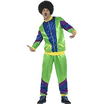 80s jogging costume Traingingsanzug mens vestito