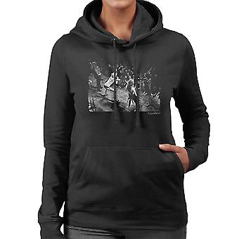 The Runaways Sheffield University 1976 Women's Hooded Sweatshirt