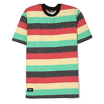 LRG Spotty Dotty Strick T-shirt schwarz