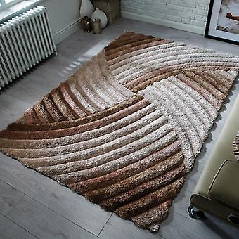Rugs -Verge Furrow in Natural