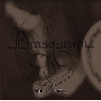 Draugurinn - Myrkraverk [CD] USA importerer