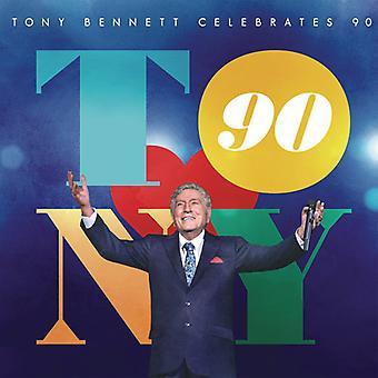 Tony Bennett - Tony Bennett Celebrates 90 [CD] USA import