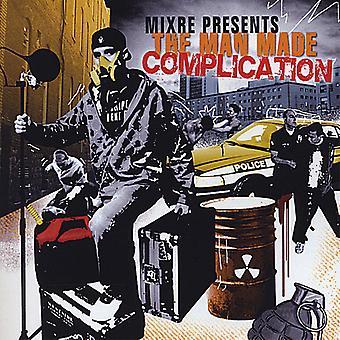Mixre presenta: El hombre hecho complicación - Mixre presenta: importación de Estados Unidos el hombre hizo complicación [CD]