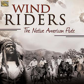 Wind Riders: Native American Flute - Wind Riders: Native American Flute [CD] USA import