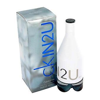 Calvin Klein IN2U Eau de Toilette 150ml Spray