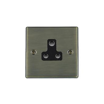 Hamilton Litestat Hartland Antique Brass 5A Lighting Socket