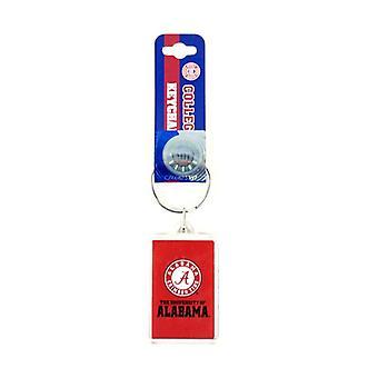 Alabama Crimson Tide NCAA Acrilico portachiavi