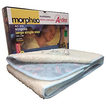 Heated beds 150 x 80. 50% wool, 50% polyester. AR412