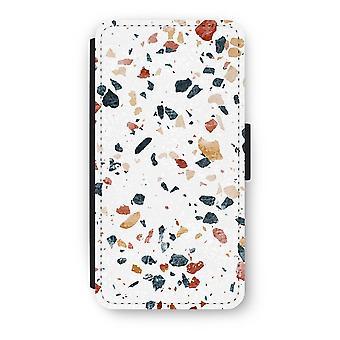 Huawei P8 Lite (2015-2016) Flip Case - Terrazzo N°4