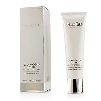 Natura Bisse Diamond White Rich Luxury Cleanse - 100ml/3.5oz