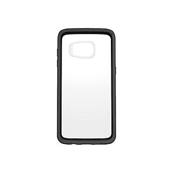 OtterBox Symmetry Series-mobile phone Cover-polycarbonate, synthetic rubber-black crystal for Samsung Galaxy